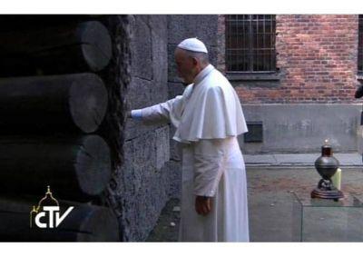 Papa a la delegación judía: Holocausto tragedia que no se repita más