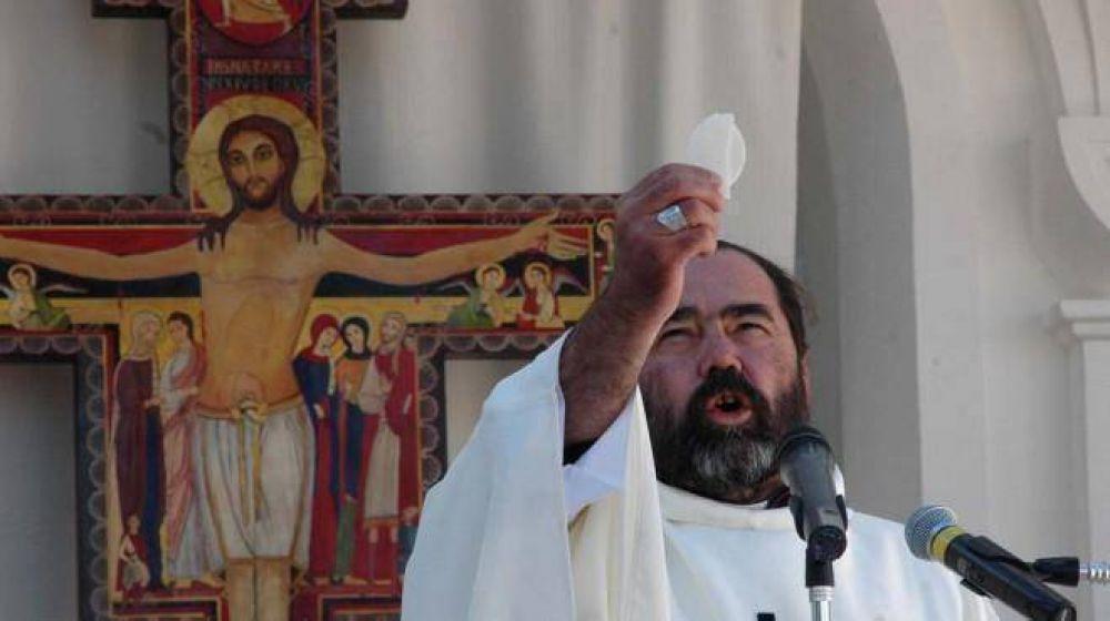Cuenca defendió al cura Bergliaffa, sancionado por el Vaticano por abuso sexual de una menor