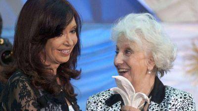 Cristina Kirchner responsabilizó a Macri por los dichos de Gómez Centurión sobre la Dictadura