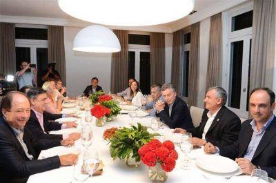 Con un escenario inesperado, Macri y la UCR avanzaron en la estrategia electoral