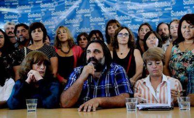 Paritarias: Provincia convocó a docentes y avisó que dará