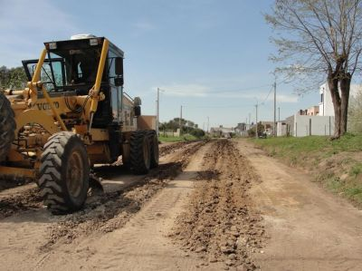 Proyectan la consolidación de 200 cuadras para recomponer la red vial urbana
