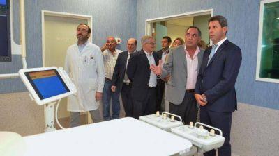 Hospital Rawson: con la fase III suman 88 camas para internación