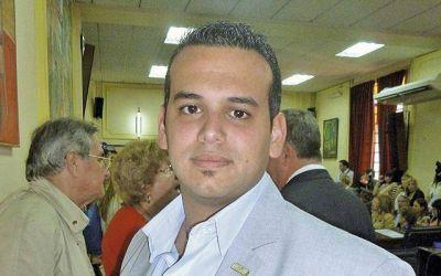 """Medina confía en que """"la gente va a acompañar a Cambiemos"""""""