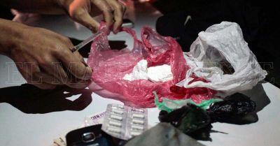"""""""El narcotráfico avanza porque sigue la corrupción policial"""""""