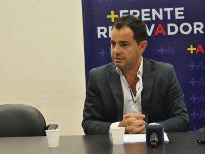 """Bonelli plantea eximir de impuestos a La Emilia: """"Para la Provincia es nada, para los vecinos mucho"""""""