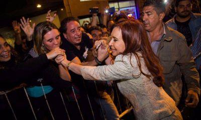 Al calor de la rebelión #24M, un intendente pidió que CFK sea candidata