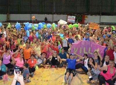 Santiago adquiere ritmo con el regreso de las Plazas Saludables