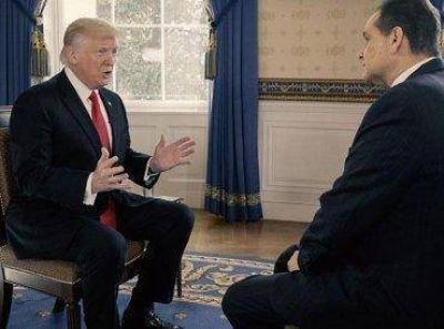 Donald Trump: Este puesto es tan poderoso que usted necesita más a Dios