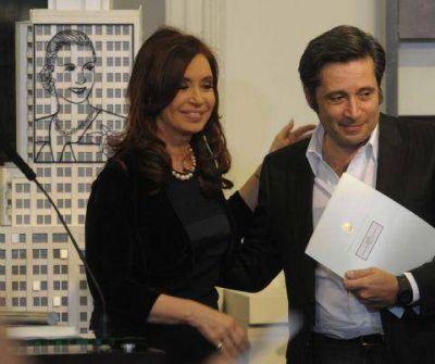 """Santa María: """"Quiero que Cristina sea candidata"""""""