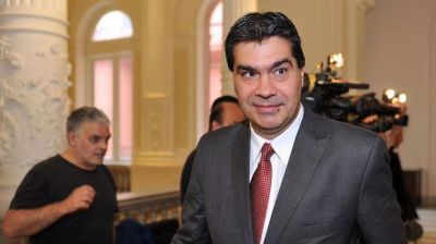 Duro ataque de Capitanich a Pichetto: lo tildó de xenófobo, misógino y