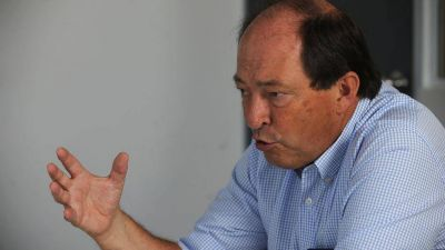 Ernesto Sanz, muy duro contra Milagro Sala: