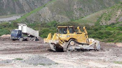 REPORTE DEL COE: PREPARAN TERRENOS PARA VIVIENDAS TRANSITORIAS