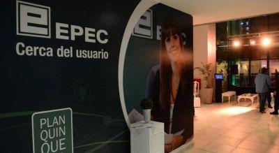 La próxima boleta de Epec sube 29,8% por más costos de energía y de distribución