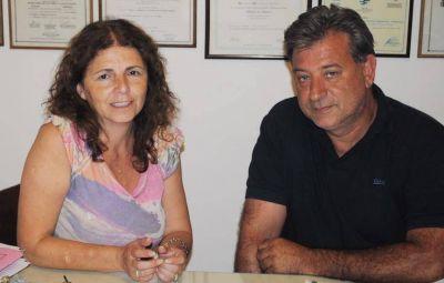 Guillermo Bianchi y Graciela Colaizzo, encabezan la lista Unidad en Empleados de Comercio