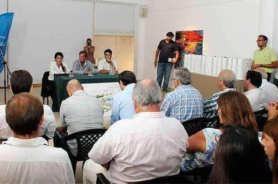 Tandil reunió a los municipios que forman parte del Plan Hábitat
