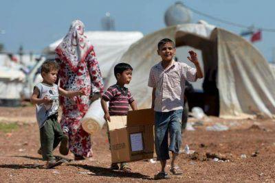 Intendencias de toda la provincia adhieren a la llegada de refugiados