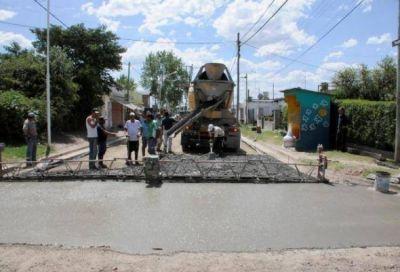 El Municipio lanzó las licitaciones para pavimentar y repavimentar 33 cuadras en diferentes zonas