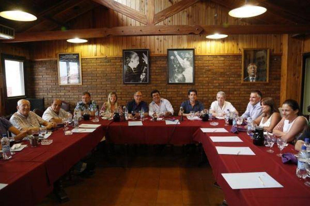 Reunión y comunicado: unidad del Peronismo bonaerense ante los problemas de la gente