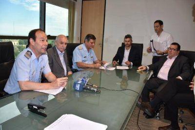 Activa participación de Formosa en la instalación de dos nuevos radares