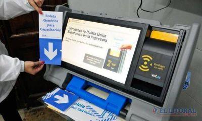 El Municipio llama a licitación por la boleta única electrónica