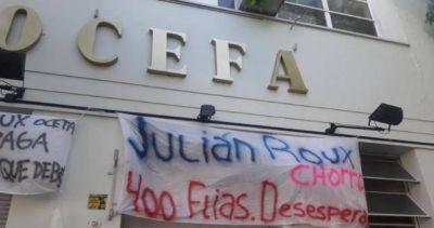 Laboratorios Roux-Ocefa: los trabajadores marcharán contra el vaciamiento