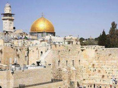 Cristianos presionan a EE.UU. para que reconozca a Jerusalén como capital de Israel