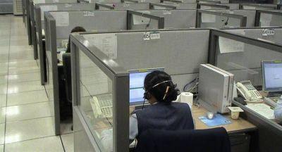 Denuncian 6 mil despidos y flexibilización laboral en Call Centers