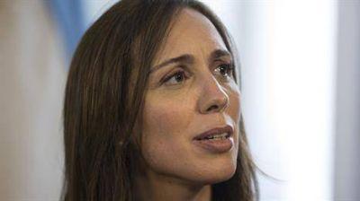 María Eugenia Vidal habló de Gómez Centurión, del presupuesto bonaerense y del inicio de la campaña