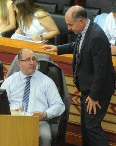 Critican el planteo judicial de un opositor