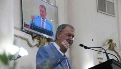 Juan Schiaretti prometió una nueva maternidad para Córdoba