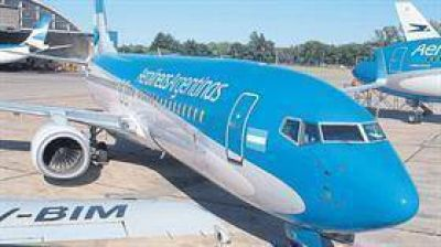 Aerolíneas: para el CEO, el problema es la gestión, no los gremios