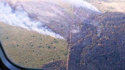 Incendios: FAA convoca a reunión en Abramo