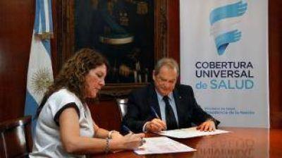 Otras dos provincias implementarán la Cobertura Universal de Salud