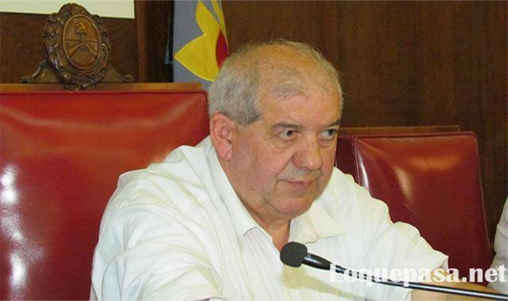 Saralegui avanza con el armado de su Partido apoyando al ministro Frigerio