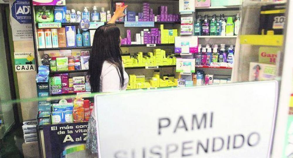 Aún faltan medicamentos para afiliados del PAMI