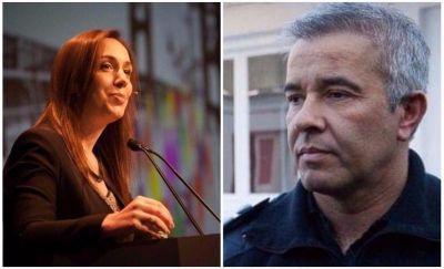 Vidal vinculó al exjefe de la Policía Departamental Mar del Plata con el narcotráfico