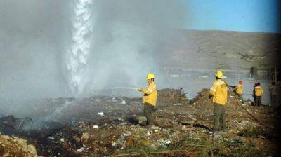 Piden cerrar el basural a cielo abierto de Junín de los Andes