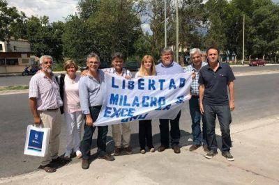 Ahora, el PJ bonaerense cierra filas en defensa de Milagro Sala