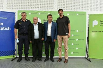 Junto a Arroyo y Yeza, Ritondo calificó como positivo el balance del primer mes del Operativo Sol 2017