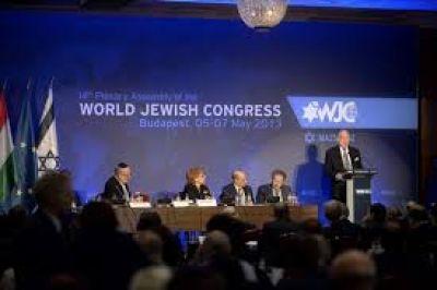 Congreso Mundial Judío pide a Trump una política migratoria