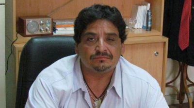 Internan de urgencia al titular de la UOCRA local, Humberto Monteros