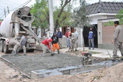 Licitan obras de pavimento con una inversión de casi 40 millones de pesos