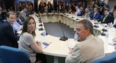 Rodríguez Saá no asistió a la cumbre de gobernadores por paritarias docentes