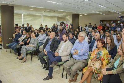 Intendentes formalizaron su adhesión al corredor humanitario San Luis