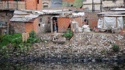 En tres años, los asentamientos en la cuenca del río Reconquista aumentaron 53%