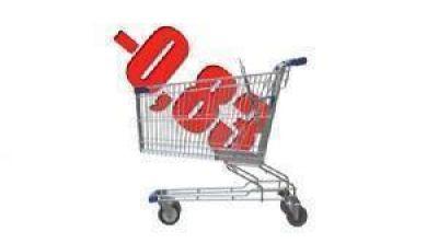 Las ventas minoristas cayeron un 0,83% en enero