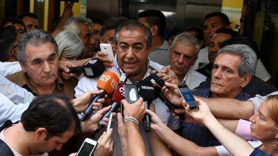 Para el Gobierno, hay intencionalidad política detrás del paro de la CGT