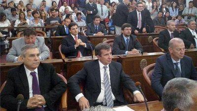 Tensión entre el PRO y la UCR en el Senado entrerriano