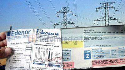 El lugar de los entrerrianos en el ranking nacional de tarifas de luz